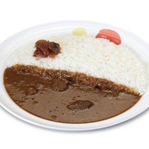 松屋 オリジナルカレーの具(10パック入) 【冷凍】 辛口