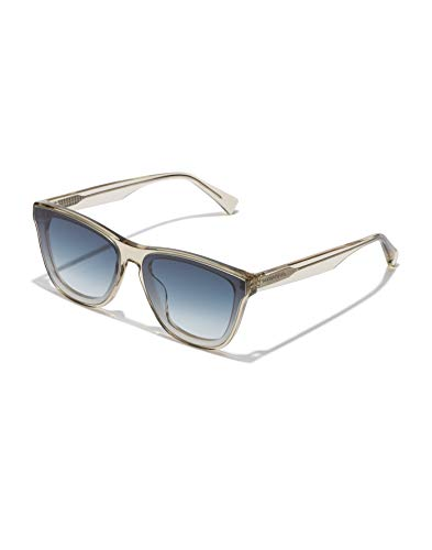 HAWKERS Downtown Gafas, Azul a gris, One Size Unisex