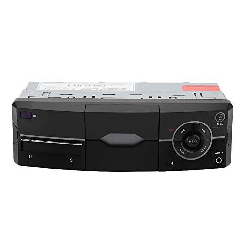 Audiosysteme Multimedia, Auto BT MP3-Player Radio Fernbedienung AUX Audio Stereo, 20178/20179