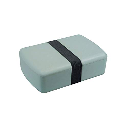 Lunchbox 'Time Out Box' aus aus Bioplastik, Farbe:Powder Blue