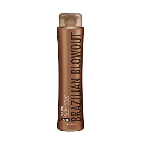 BRAZILIAN BLOWOUT Volume Shampoo, 12 Fl oz,...