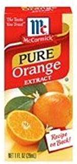 McCormick Pure Orange Extract, 1-Ounce