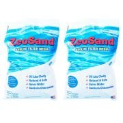ZeoSand Filter Media - Replacement Filter Media For Sand Filters - 200 lbs.