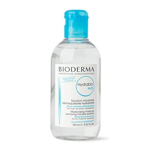 HYDRABIO H2O 250ml Nettoyante et démaquillante – Purifie en douceur | Peaux sensibles déshydratées