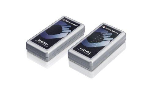 Oehlbach HS tester voor HDMI-kabels, bijpassende tas optioneel zilver