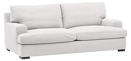 Amazon Brand – Stone & Beam Lauren Down-Filled Oversized Sofa Couch, 89