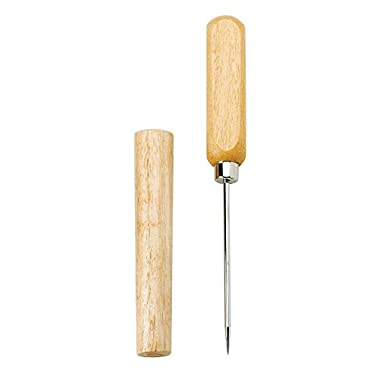 HIC Harold Import Co. Ice Pick with Cover