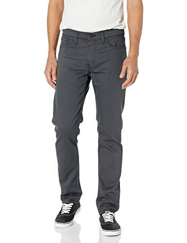 Levi's 511 Jean slim pour homme - gris - 34W x 34L