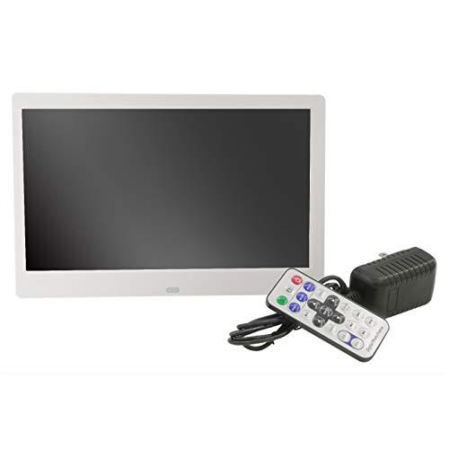 WT-DDJJK Cornice Digitale, 10 Pollici ad Alta Definizione 1024x600 LCD Cornice Fotografica Digitale Immagine Album elettronico