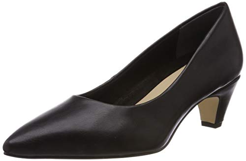 Tamaris Damen 1-1-22428-22 Pumps, Schwarz (Black Matt 20), 37 EU