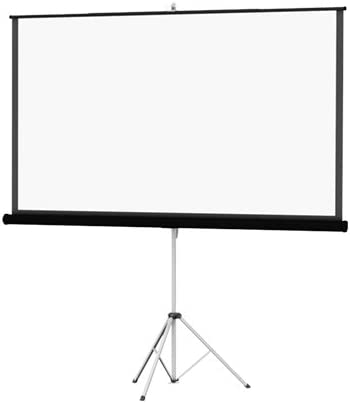 Picture King Matte White Portable Projection Screen Viewing Area: 84