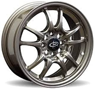 ROTA CIRCUIT 10 WHEELS 15X6.5 PCD:4X100 OFFSET:38 HB:67.1 BRONZE