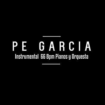 Instrumental Beat 66 Bpm Pianos y Orquesta