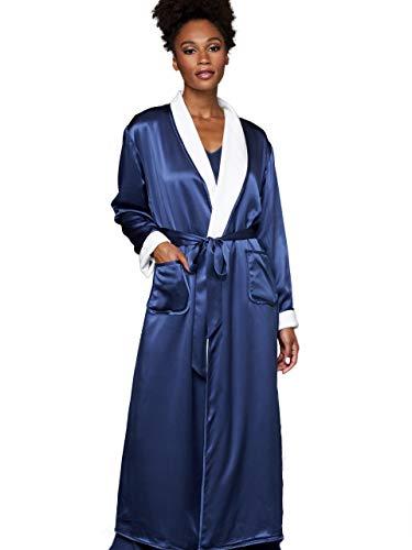 100% Silk Spa Robe