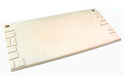 playmobil- ® - X-System - X System - Bodenplatte Platte Auffahrt Rampe Gebäude grau - mit 3 gelben Steckern Verbindern