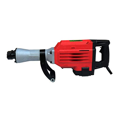 Electric Demolition Hammer, 1600W Power Hammer Drills, 4000 BPM Concrete Breaker (Does Not Contain Chisels)
