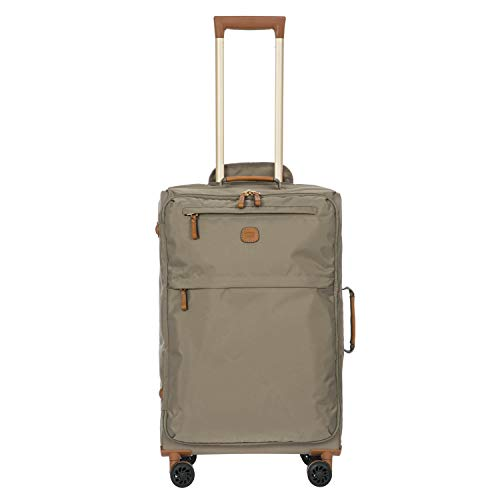Bric's X-Travel Maleta a 4 ruedas 65 cm dove grey
