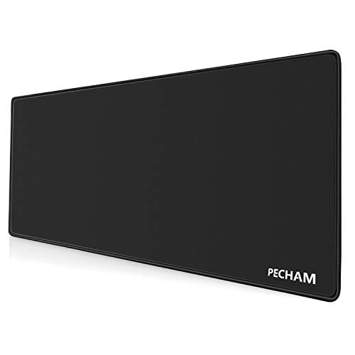 PECHAM 3mm Extended High Precise Large Gaming Mouse Pad XXXL (30.71x11.81 inch)...