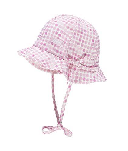 Döll Baby-Mädchen 1932023651 Sonnenhut, Rosa (Pink Lady|Rose 2720), 47