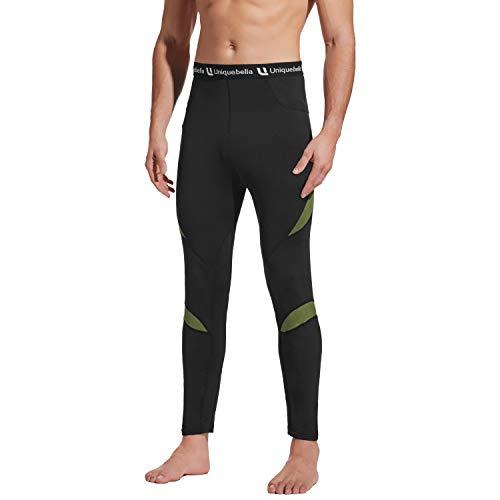 UNIQUEBELLA Suit Esquí Térmica Ropa Interior Térmica Térmica Pantalones Largos Deportes de...