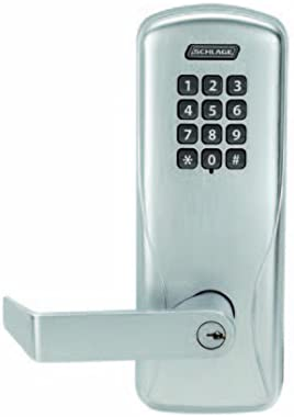 Schlage CO-200-CY-70-KP-JD Offline Cylindrical Classroom/Storeroom Keypad Electronic Lock For FSIC (