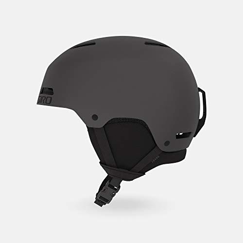 Giro Ledge Snow Helmet - Matte Graphite - Size M (55.5–59cm) (2021)