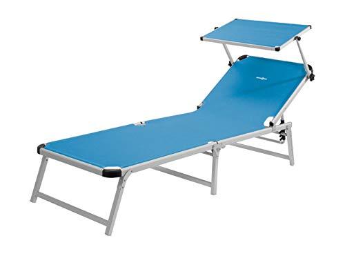 BRUNNER Kinderbett Sonnenschutz Marbella azzrro