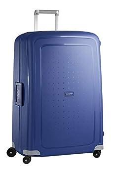 Samsonite S'Cure - Spinner XL Valise, 81 cm, 138 L, Blue (Dark Blue)