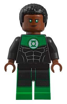 LEGO Super Heroes Linterna Verde John Stewart Minifigura desde 11914 (Embolsado) ⭐