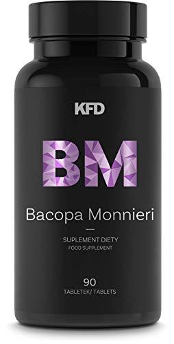 KFD Bacopa Monnieri - 90 schede.