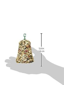 Johnsons Vet Parrot Bumper Bell Treat , 150 g