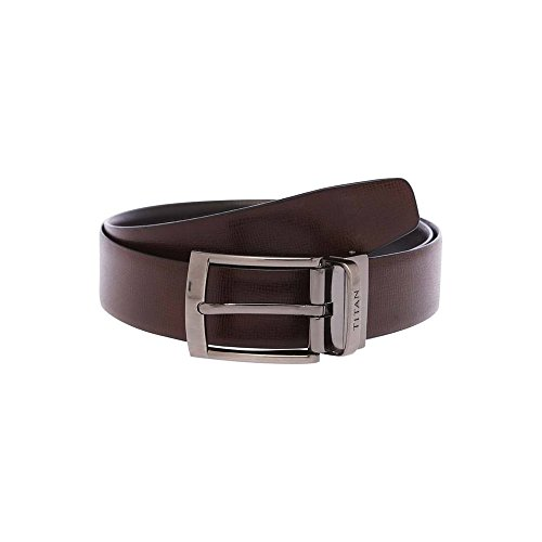 Titan Men's Leather Formal Belt