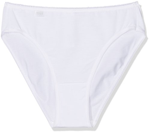 Sloggi Damen Slip 24/7 Cotton TAC (40, Weiß (White 03))