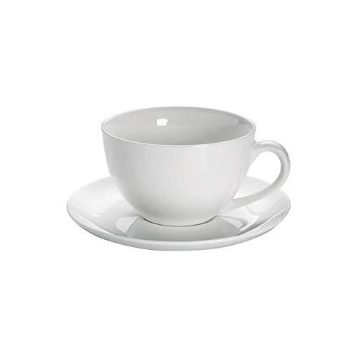 MAXWELL Williams »Basic« weiß, Jumbotasse mit Untere, Inhalt: 0, 58 Liter