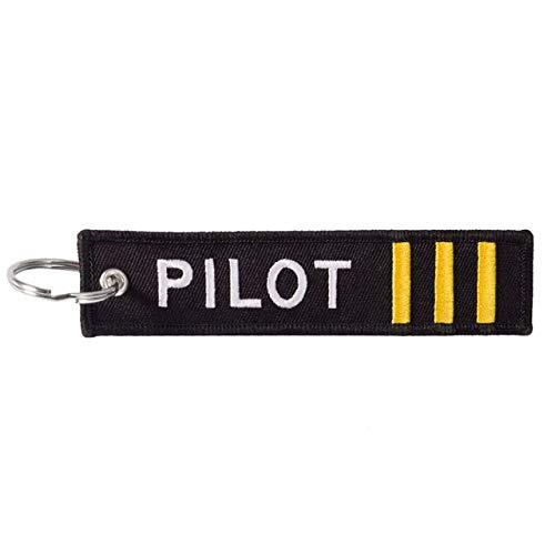 ---Equipaje de alta calidad//etiqueta incl llavero helic/óptero Llavero cromado quitar antes de vuelo ---MIL MI-2