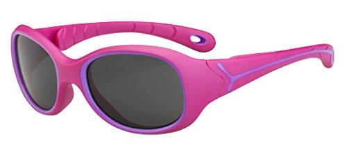 Cébé Kinder S'Calibur Sonnenbrille, Matt Pink Purple, Small