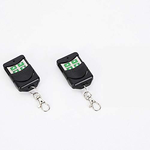 RANZIX 2 mandos a distancia para accionamiento de puertas correderas eléctrico, 2000...
