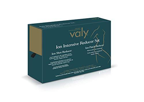 ION INTENSIVE REDUCER SET - Tratamiento intensivo reductor de grasa y celulitis - 56 parches 28 viales