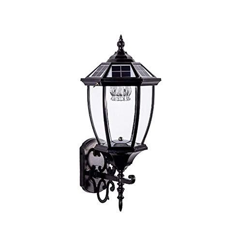 Wandlamp Solare LED wandlamp wandlamp waterdicht voor erf Smart Rost lading