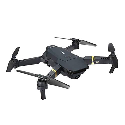 Yue668 - Modelo de UAV GD88 con cámara 4K HD WiFi FPV RC Quadrocopter Inducción por Gravedad con una tecla de desolla/aterrizaje, dron plegable 720P ligero modelo Drone con sensor de gravedad FPV