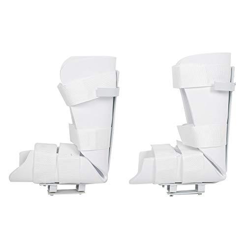 FEBT Beinstützenschiene, Bequeme Knöchelstabilisierungsstütze, verstellbare Beinstütze für Beinübungen im Bereich Plantarfasziitis im Gesundheitswesen