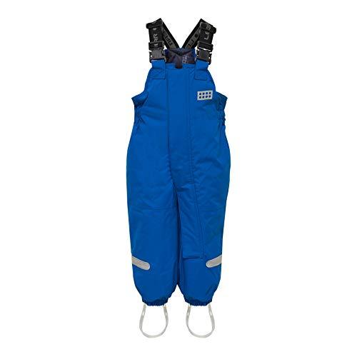 LEGO Wear Lego Duplo Tec Play Lwpan 704-Skihose/schneehose Pantalon De Neige, Bleu (Blue 553), 92 Mixte bébé
