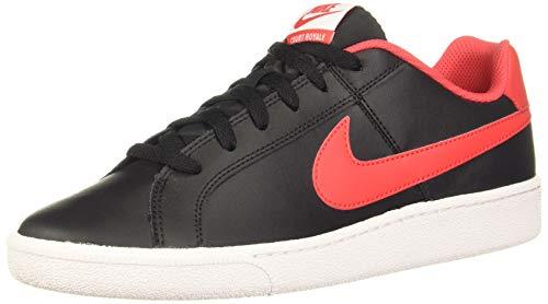 Nike Men Court Royale Black Tennis Shoes-8 UK (42.5 EU) (9 US) (749747-051)