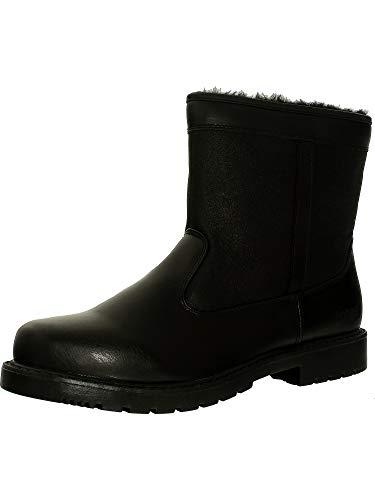 totes Men's Black Waterproof Stadium Boots - Size 11