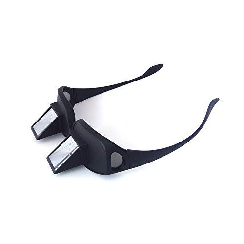 DHYY Lazy creatieve bril om cervicale pijn en schoudervermoeidheid te voorkomen, geschikt voor horizontaal lezen en tv-films kijken