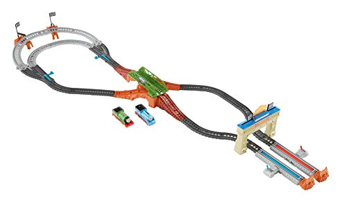 Thomas & Friends TrackMaster, Thomas & Percy's Railway Race Set