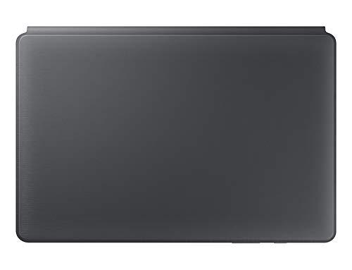 Samsung Book Cover Keyboard Galaxy Tab S6, Kolor Szary, Tastiera layout Tedesco QWERTZ