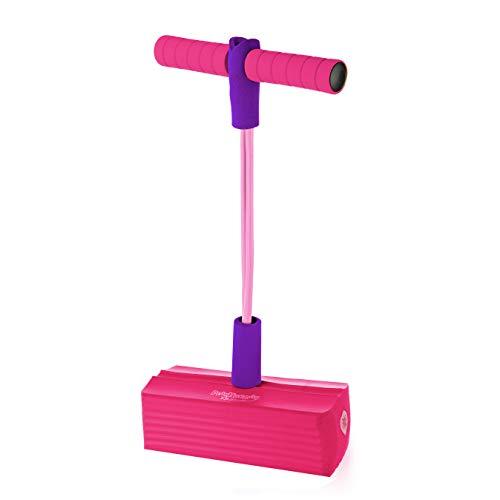 The Original Foam Pogo Jumper for Kids 100% SafePogo Stick, Strong Bungee Toy for Toddlers, Fun Foam Hopper for Children...