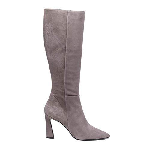 Charlize - Botas hasta la rodilla, color Beige, talla 37 EU