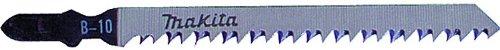 Makita 792463-1 Jig Saw Blade #B-11 5-Pack, Black